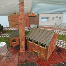 More details for 0 gauge skytrex boiler house and chimney built and painted