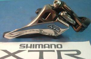 Shimano XTR 34.9MM M9020-L MTB Front Derailleur-FP/SS-2x11-Spd- Low Clamp NMint
