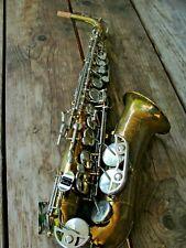 Selmer Bundy 2 Alt Saxophon generalüberholt