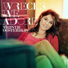 Trijntje Oosterhuis - Wrecks We Adore  new cd  written by Anouk