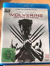 Wolverine - Weg des Kriegers - 3D + 2D - Blu Ray + Extended Cut