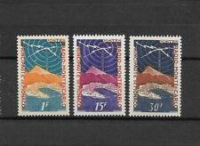 MONACO - 1951 YT 376 à 378 - TIMBRES NEUFS* légère trace de charnière - 06