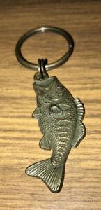 Vintage North American Fishing Club Bass Key Chain