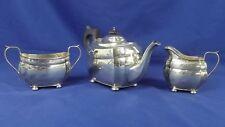 Mappin & Webb Antique Silver Tea/Coffee Pots/Sets