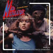 Jean Richard & Patrick Giordano – Mad Mutilator / Trepanator CD The Omega Produ