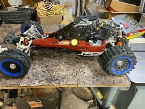 HPI Racing RTR TROPHY 3.5 Gasoline Powered BUGGY