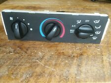 Ford Explorer Ranger Heat A/C Air Climate Temperature Control Unit Fan Switches
