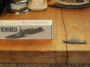 1/1250 MZModels Waterline Littoral Class Ship LC-1 USS Freedom