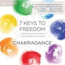 FREE US SHIP. on ANY 3+ CDs! NEW CD Chakradance: 7 Keys To Freedom