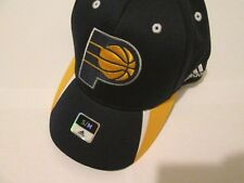 Indiana Pacers Adidas NBA Fastbreak Flex Cap w/Tag Small/Medium Make Me an Offer