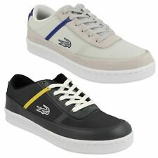MENS LACOSTE COURT LINE FLX SPM CASUAL PUMPS SKATE SHOES LACE UP SPORTS TRAINERS
