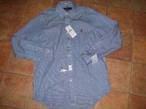 RALPH LAUREN MENS SHIRT/TOP,SIZE S,NEW WITH TAGS,RRP £95,FREE POST