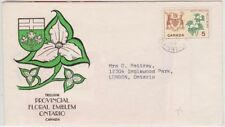 Cover Canadian Stamps