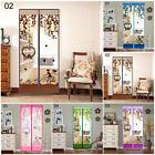 Hands Free Magic Mesh Screen Net Door magnets Anti Mosquito Snap Fly Bug Curtain