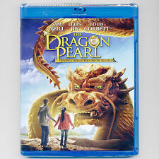 Dragon Pearl 2011 PG family adventure movie like-new Blu-ray & vudu Sam Neill
