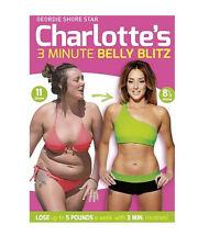 Charlotte Crosbys 3 Minute Belly Blitz DVD 2014 Region 2