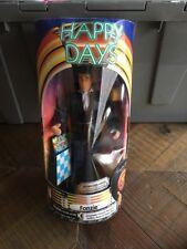 1997 Happy Days Fonzie Limited Edition Posable Doll Target Nib