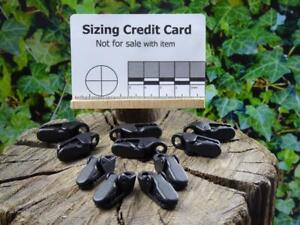 5 or 10 Small Alligator Tarp Clips Bushcraft Survival Scouts Campers Hiking