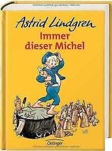 Immer dieser Michel von Lindgren, Astrid | Buch | Zustand gut
