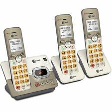 At&T El52313 3-Handset Expandable Cordless Phone with Answering System
