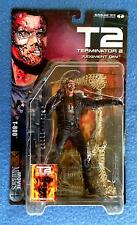 T-800 TERMINATOR WITH GUNS MOVIE MANIACS 4 JUDGMENT DAY MCFARLANE FIGURE