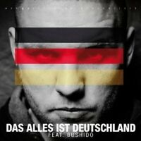 "FLER FEAT BUSHIDO ""DAS ALLES..."" CD 2 TRACK SINGLE NEU"
