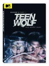 Teen Wolf: Season 3 - Part 1 [New DVD] 3 Pack, Ac-3/Dolby Digital, Dolby, Dubb