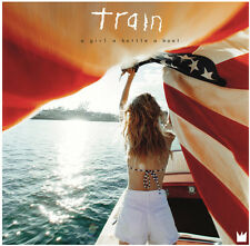 Train - a girl a bottle a boat [New CD]