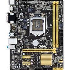 ! nuevo! Plus motherboard de escritorio ASUS H81M-P Intel H81 chipset Zócalo H3 Lga-1150 M