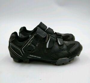 Serfas Men/'s Road Bike Leadout Buckle Cycling Shoes