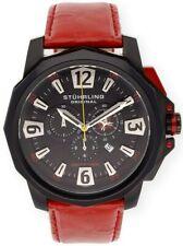 Stuhrling Admiral 300.33561 Reloj de Pulsera Analógico Tamaño Grande Para Hombre