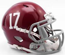 Riddell Alabama Crimson Tide NCAA Replica Speed Mini Football Helmet