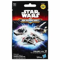 STAR WARS MICROMACHINES SERIES 1 SERIES 2 BLIND BAG COLLECTION