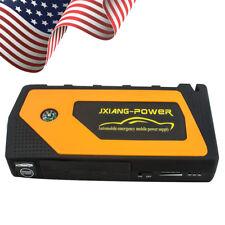 12V Portable Car Jump Starter Pack Booster Charger Battery Power Bank 69800mAh U