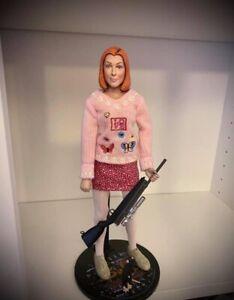 Buffy Custom Willow Sideshow 12inch Figure Doll