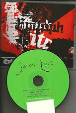 Grandaddy JASON LYTLE 4TRK SAMPLER w/ 2 RARE EDITS PROMO DJ CD Single 2009 USA