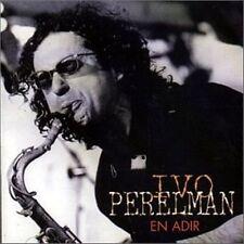 Ivo Perelman Quartet: En Ad...-En Adir - Traditional Jewish S  CD NEW