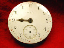 ELGIN 16 SIZE MOVEMENT LOOK AT PHOTOS FOR DETAILS!!   #M-414