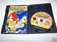 Sonic Mega Collection Plus (Sony PlayStation 2, 2004) With Instructions