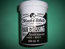 Black & White genuine Pluko Hair Dressing Pomade €7,99/ 200g (€4,00/100g)