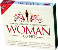 Ultimate Woman 5CD Original Recording 70s 80s 90s Music