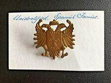 1900s Original Spain Spanish Fascist Rank Badge