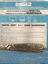 Daddys Home 2 Daddy's Digital HD Code Copy! NO Blu-ray DVD Canadian *READ*