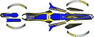 Sherco 2016 Trials Bike Style Complete Decal / Sticker Set OEM Quality