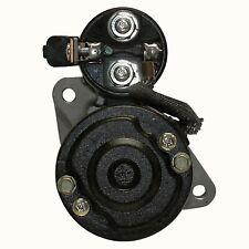 Starter Motor ACDelco Pro 336-1755 Reman fits 00-01 Nissan Altima 2.4L-L4