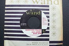 "7"" Chuck Jackson & Maxine Brown - Something You Got - US Wand"