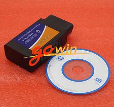Mini ELM327 Bluetooth OBD2 OBDII Car Diagnostic Interface Scanner