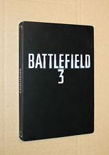 Battlefield 3 very rare Steelbook no Game only Steelcase G1