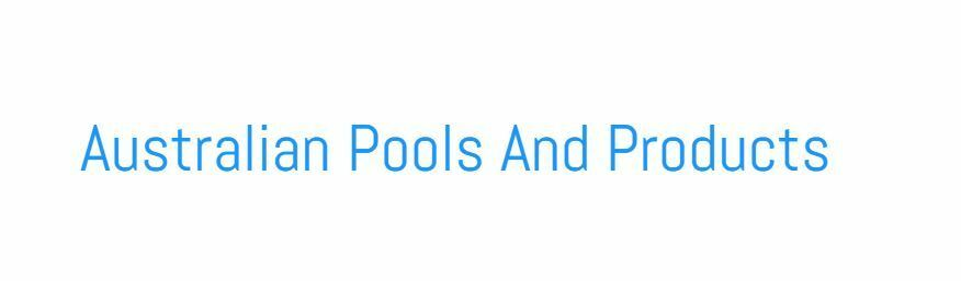 Australian Pools And Products
