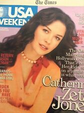 USA Weekend Magazine Catherine Zeta Jones The Sopranos June 2004 052818nonrh